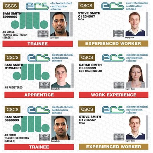 ECS Cards